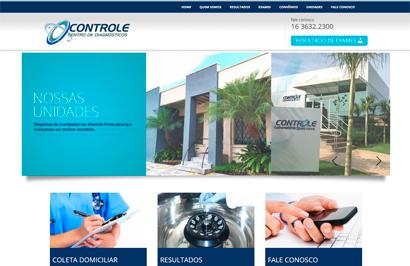 Controle Centro de Diagn�sticos