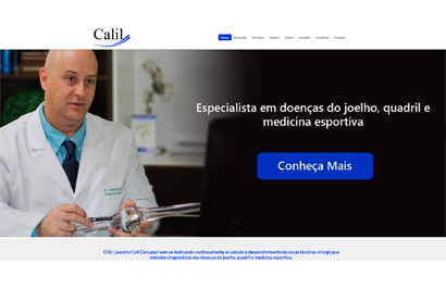 Dr Leandro Calil